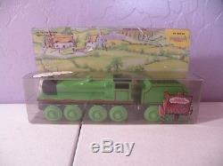 Thomas The Tank Engine Wooden Railway Train Henry RARE 1992 Flat Magnets NIB