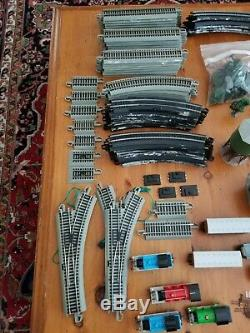 Thomas The Tank Engines, Cars, track, buildings, power suplies, HO, and lot more
