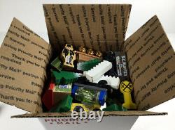 Thomas The Train And Friends Wooden Trains Lot 42 Piece Set
