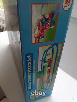 Thomas The Train & Friends Water Tower Steam Set Road Rail System 2006