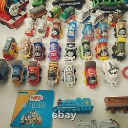 Thomas The Train Huge Lot of 85 Mixed Years Some Rare Trackmasters Untested