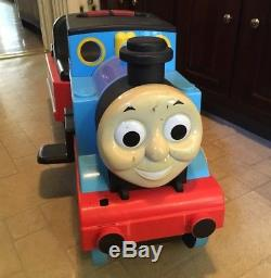 Thomas The Train Ride On Tank Engine by Peg-Perego 6V with Battery