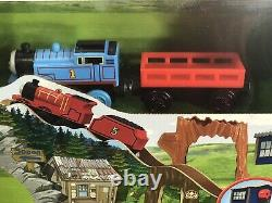Thomas The Train Thomas & Friends Deluxe Tidmouth Timber Co. Set 2012