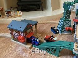 Thomas The Train Wooden Railway Set
