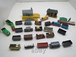Thomas Train Trackmaster Trucks Track Rare Mixed Freight Cars MY SONS COLLECTION