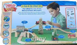 Thomas Wooden Railway A Day At The Wharf Set (LC99578) New! Rare