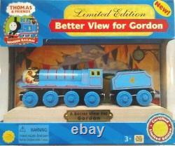 Thomas Wooden Railway Better View For Gordon Lc99194 Ltd. Ed. 2004