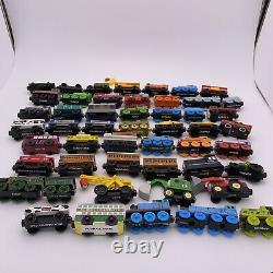 Thomas Wooden Railway Trains Set Lot 100% Thomas And Friends ONLY Tracks