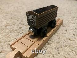 Thomas Wooden Railway Troublesome Brakevan 1994 Black Roof Rare