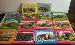 Thomas the Tank Engine 26 Volumes Train Books Railway Series 1992