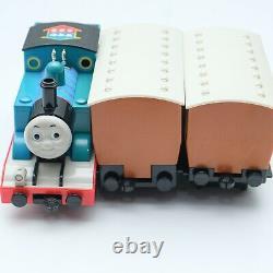 Thomas the Tank Engine Bandai Departing Thomas motorizer 1991 Japan in box