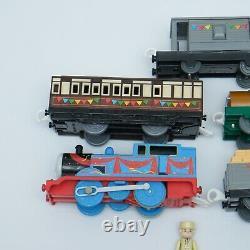 Thomas the Tank Engine Birthday Parade Wagon Set TOMY Very Rare item