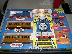 Thomas the Tank Engine & Friends Shining Time Station Thomas Annie Clarabel Trac