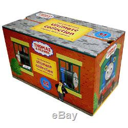 Thomas the Tank Engine & Friends Story Library 68 Books Box Set Donald And Dougl