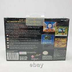 Thomas the Tank Engine & Friends (Super Nintendo Entertainment System SNES 1993)