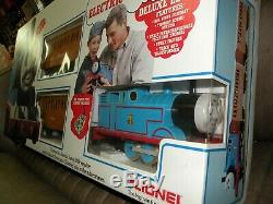 Thomas the Tank Engine LIONEL G scale, Elec train set, 8-81016 pre-played