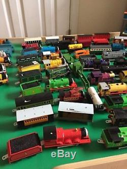 Thomas the Tank Engine Motorized Set (battery powered engines) (huge lot)