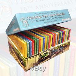 Thomas the Tank Engine Railway Series 26 Books Boxed Set Pack NEW US