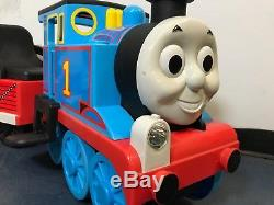 Thomas the Tank Engine - Ride-on, Steam Train USED, GREAT CONDITION
