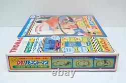 Thomas the Tank Engine Shuppatsu Shinkou Series Very Rare New Boxset Japan