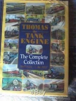 Thomas the Tank Engine The Complete Collection by (delete) Awdry Board book The
