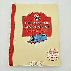 Thomas the Tank Engine The New Collection by Christopher Awdry Book + Dust Cover