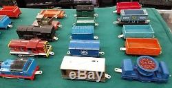 Thomas the Tank Engine Trackmaster Engine Car Tender Rolling Stock Huge Lot 20+