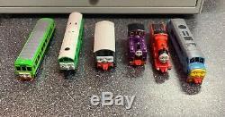 Thomas the Tank Engine Train Lot (42) Ertl Metal & Plastic Trains & Vehicles 90s