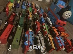 Thomas the Tank Engine Train Lot 49 Metal & Plastic Trains & Vehicles 23 Engines