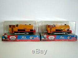 Thomas the Tank engine TRACKMASTER- Bill & Ben - new in box