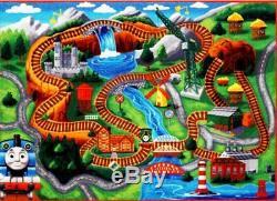 Thomas the Train Play Mat HD Thomas and Friends Tank Engine Railway Road Rug