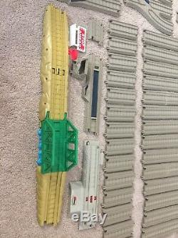 Thomas the Train TrackMaster Motorized Trains, Track, And Accessories Lot