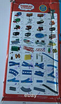 Thomas the Train Ultimate Train Set 99% Complete With extra pieces