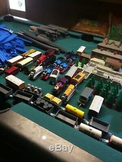 Thomas the train huge lot with expansion packs