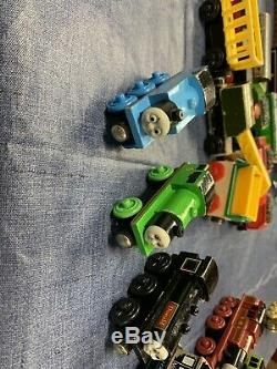 Thomas the train wooden trains lot (22)