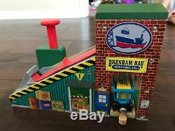 Thomas wooden train track set/lot. Excellent condition, hardly used