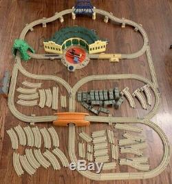 Tidmouth Sheds Ultimate Track Pack TrackMaster Thomas Train Salty Lot Switch