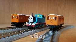 Tomix 93801 N Gauge Thomas the Tank Engine, Annie and Clarabel Train Pack