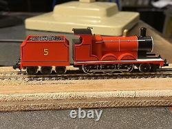 Tomix 93802 Rare N Gauge Thomas The Tank Engine James With Troublesome Trucks