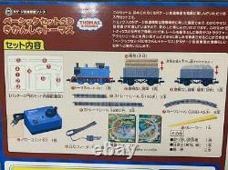 Tomix N-Gauge Basic SD Thomas The Tank Engine Vehicle Rail Set NEW Fedex
