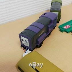 Tomy Thomas Plarail Talking Diesel 10 Free Shipping Fr Japan WithTracking (2798N)