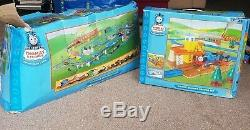 Tomy Thomas The Tank Engine Electric Train Track Extra Track Bundle Job Lot