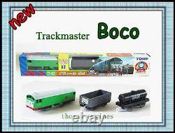 Tomy Thomas Trackmaster Train - Boco - new in box Rare
