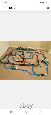 Tomy Thomas ULTIMATE SET Motorized Road & Rail system Train Set 161 pieces