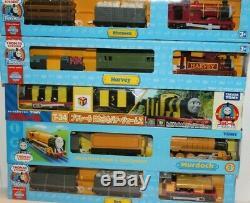 Tomy Trackmaster Motorized Thomas Trains Rare& Htf! Great Gift