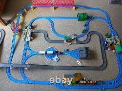 Tomy Trackmaster Road & rail Thomas & friends ULTIMATE SET boxed