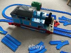 Tomy Trackmaster Thomas The Tank Engine Giant Thomas Set (Rare) Including Funnel