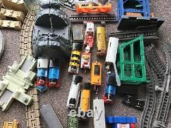 Trackmaster Job Lot Thomas The Tank Trains Tracks Spares Some Repairs Huge