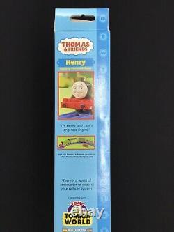 Trackmaster Road & Rail System Thomas & Friends Henry 2001 Motorized Very Rare