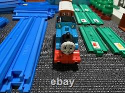 Trackmaster TOMY Talk N' Action Thomas and Friends RARE Set Excellent Complete